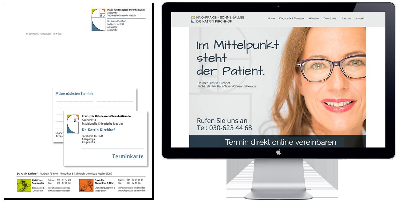 HNO - Praxis Dr. Kirchhof