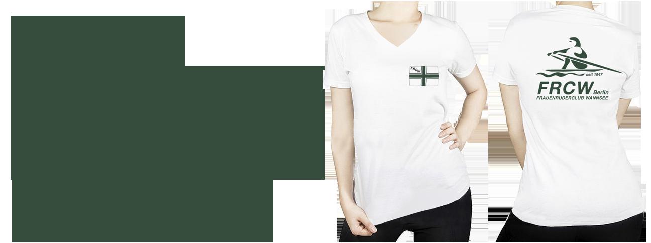 Frauenruderclub Wannsee - Logoentwicklung