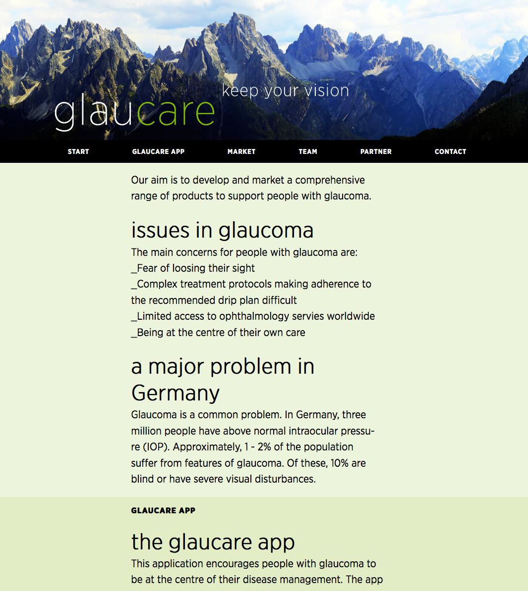 Glaucare